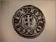 Dinero de Jaime I de Aragón 1213-1276 Aragón. R109_1