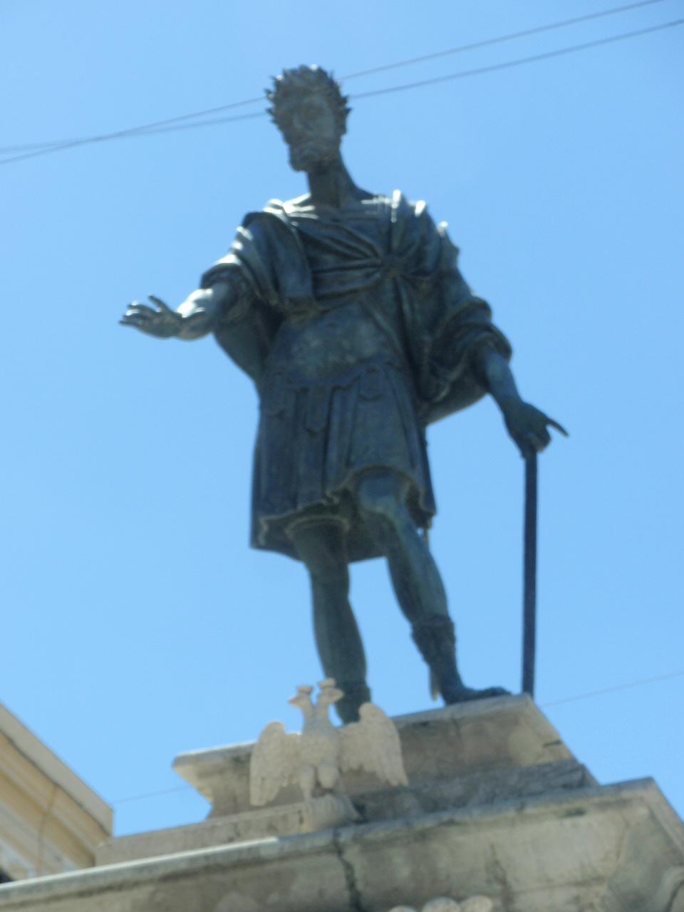 Viaje Histórico-numismático a la ciudad de Palermo en Sicilia Palermo_219