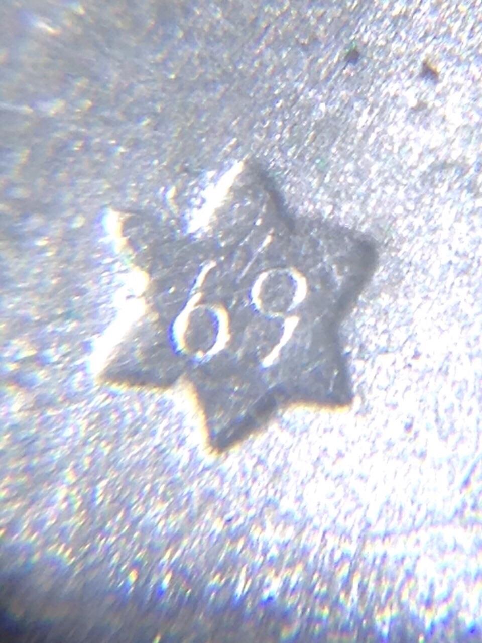 100 pesetas 1969 *69. Palo Curvo - Estado Español. Image