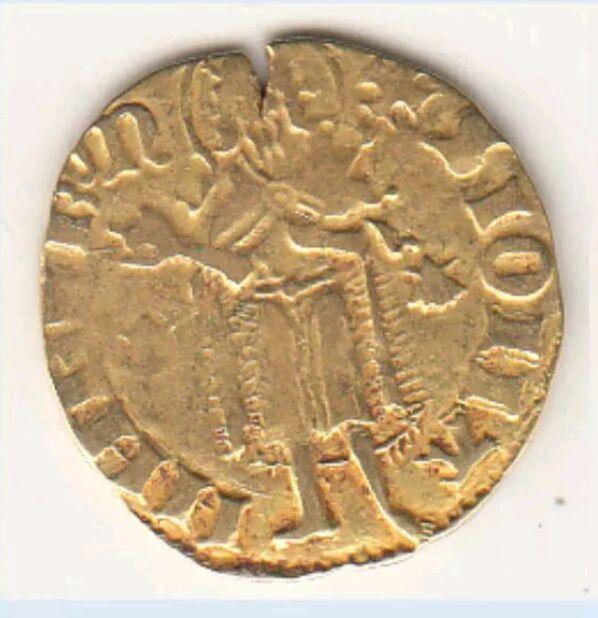 Florín de  Juan I de Aragon, I de Mallorca 1396-1387 Mallorca IMG_20170115_WA0002