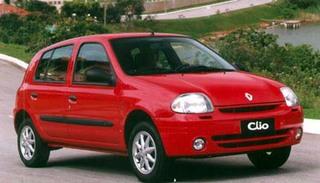 Fiat in Brasile Clio