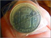 AMADEO I REY DE ESPAÑA 1871 - esta si ?? P2290033