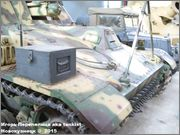 """Немецкая 15,0 см САУ """"Hummel"""" Sd.Kfz. 165,  Deutsches Panzermuseum, Munster, Deutschland Hummel_Munster_013"""