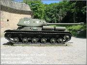 Советский тяжелый танк ИС-2, ЧКЗ, февраль 1944 г.,  Музей вооружения в Цитадели г.Познань, Польша. 2_001
