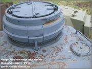 Башня немецкого танка PzKpfw III,  Музей техники, с. Архангельское, Московской области. Pz_Kpfw_III_028