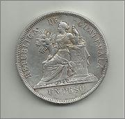 Parecidos Razonables 1_peso_de_guatemala_1894_rev