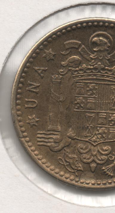 1 peseta 1953 (*19-56). Estado Español. Opinión 6_001