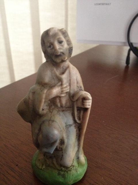 Pergunta pra quem entende de arte Religiosa Santo