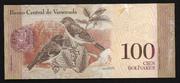 Venezuela, 100 Bolívares 2011 100bfv2