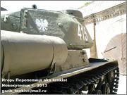 Советский тяжелый танк ИС-2, ЧКЗ, февраль 1944 г.,  Музей вооружения в Цитадели г.Познань, Польша. 2_017