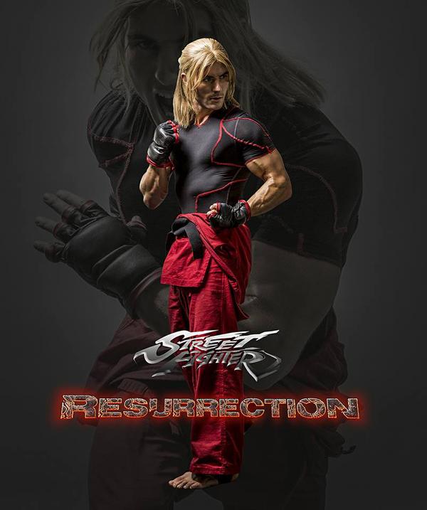 Street Fighter: Assassin's Fist/Resurrection (2014/2016) (Mini-serie web) Ken_Master