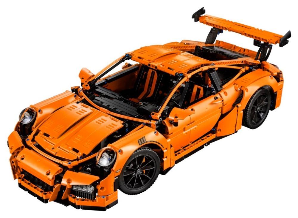 Lego Decool_3368_LEPIN_20001_technic_series_car_Model