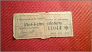 25 Céntimos Calafell, 1937 (para restaurar) 20151025_001106