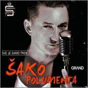 Sako Polumenta - Diskografija  Sako_Polumenta_2015_Sve_je_samo_tren