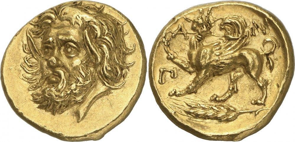 Monedas extraordinarias del periodo Clásico. 1178570