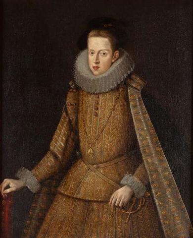 1 Tarí 1622. Felipe IV. Nápoles. Dedicado a Lanzarote Felipe_IV