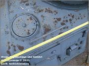 Башня немецкого танка PzKpfw III,  Музей техники, с. Архангельское, Московской области. Pz_Kpfw_III_015