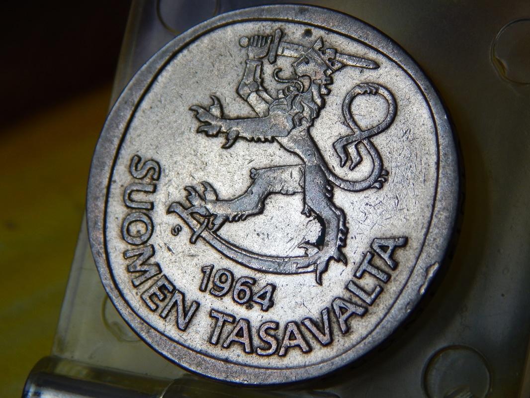 Finlandia 1 marco 1964 RSCN2472