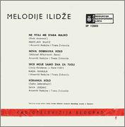 Nedeljko Bilkic - Diskografija Ilidza_1965