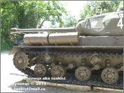 Советский тяжелый танк ИС-2, ЧКЗ, февраль 1944 г.,  Музей вооружения в Цитадели г.Познань, Польша. 2_024