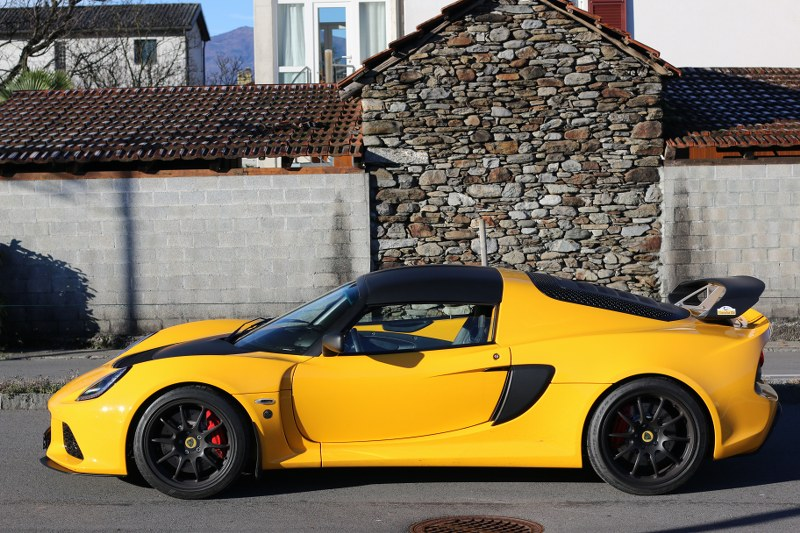 Lotus Exige 3.5 V6 Sport 350, una ventata di freschezza IMG_1190