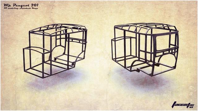 Dessins, illustrations et imagerie 3D - Page 2 Peugeot_201_boiserie_13