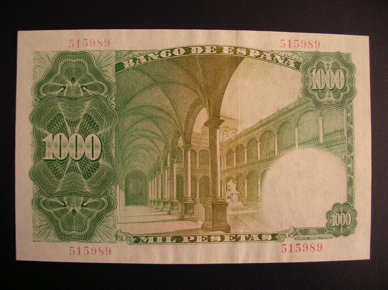 1000 Pesetas 1946 (Luis Vives) 1000ptas19461r