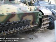 """Немецкая 15,0 см САУ """"Hummel"""" Sd.Kfz. 165,  Deutsches Panzermuseum, Munster, Deutschland Hummel_Munster_012"""