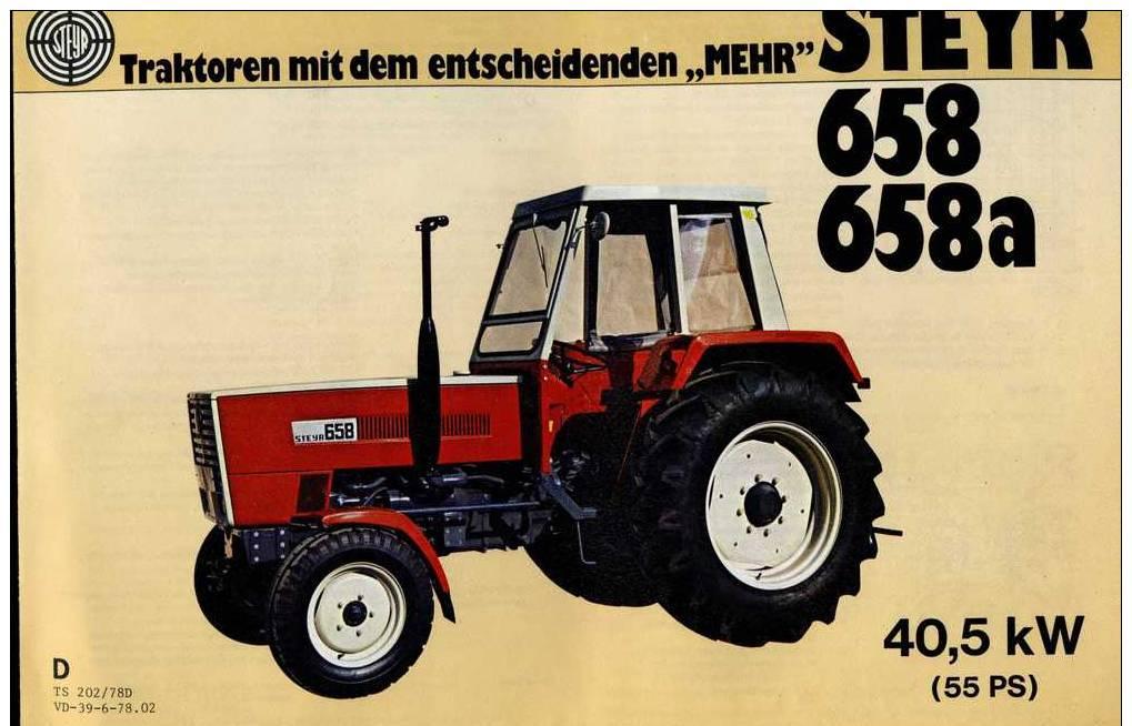 Hilo de tractores antiguos. - Página 4 Steyr_658_a