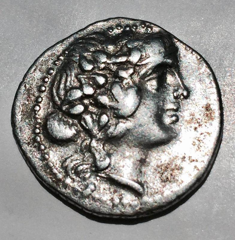 Iliria, Corcyra. Didracma, 229 a.C., con doble acuñación. IMG_0296