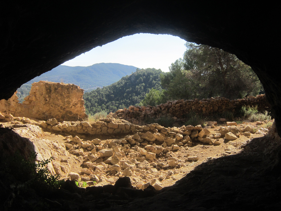 EL RECONCO,Biar + COVA NEGRA (ruta motosenderista) Biar115