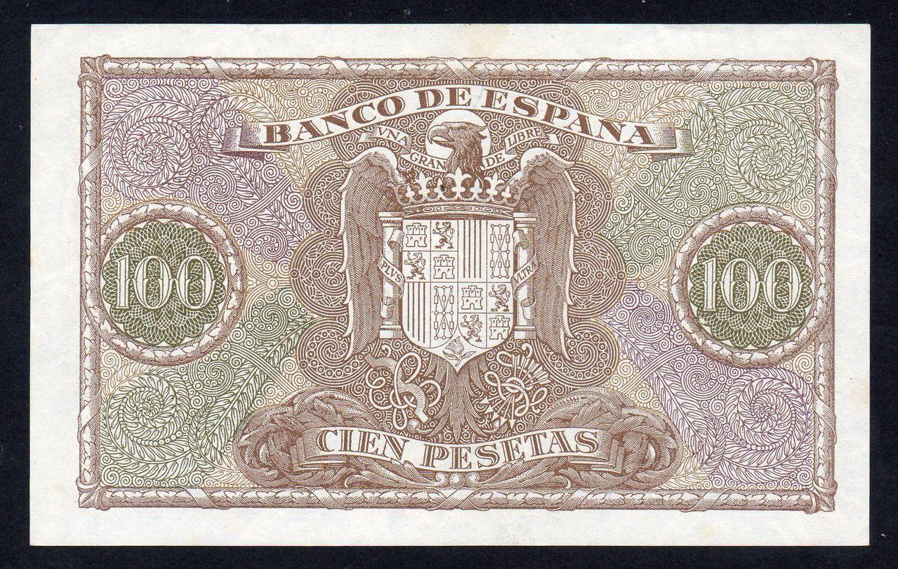 100 pesetas 1940 (serie A) 1940_100_PESETAS_SERIE_A_SIN_CIRCULAR_B