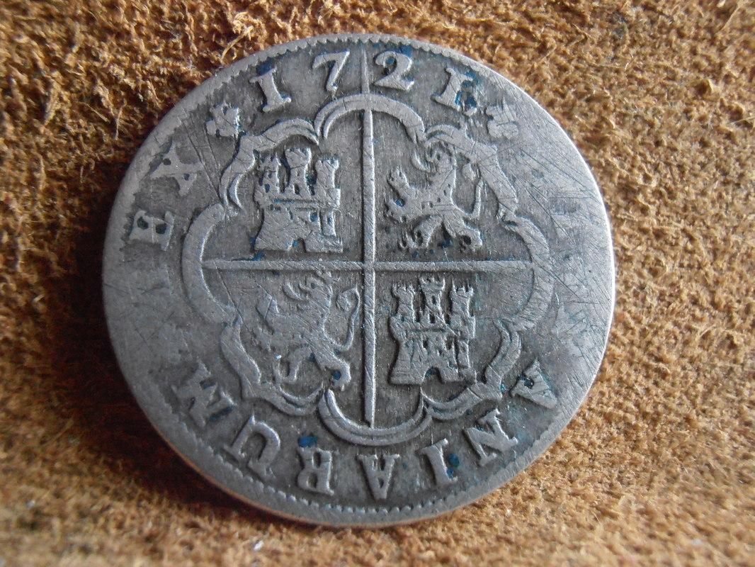 2 reales de Felipe V - Segovia: VARIANTES P4100007