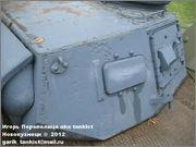 Башня немецкого танка PzKpfw III,  Музей техники, с. Архангельское, Московской области. Pz_Kpfw_III_032