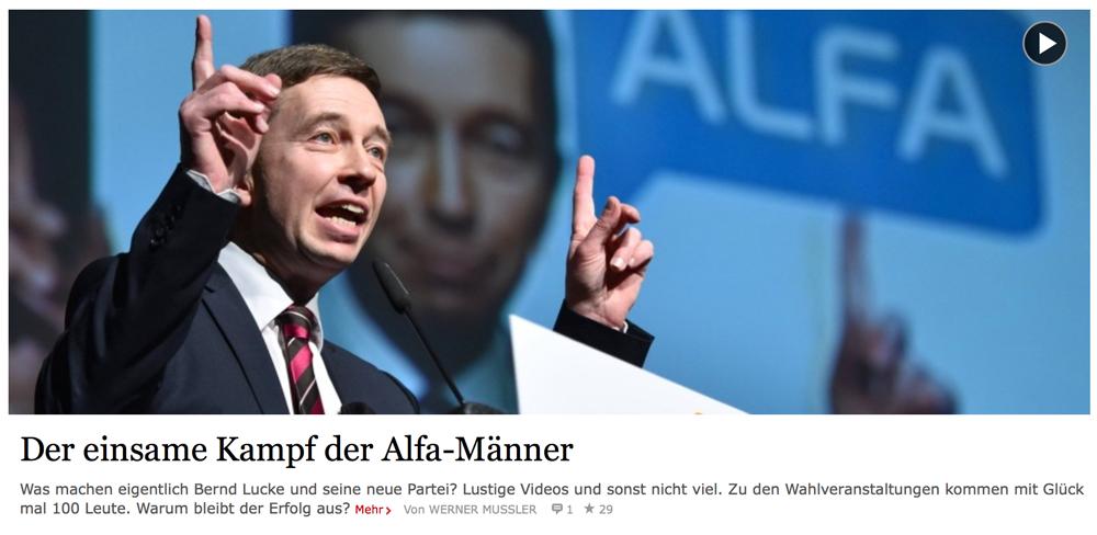 Allgemeine Freimaurer-Symbolik & Marionetten-Mimik - Seite 6 Alfa