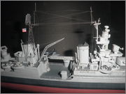 USS INDIANAPOLIS 1945 1/350 Academy P8050011