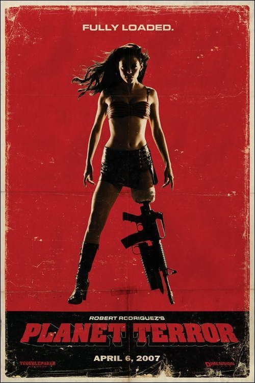 """Cine """"0 a 10"""" (puntuación a la última película vista, críticas, etc.) - Página 4 Planet_terror"""