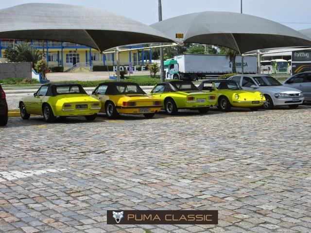 Auto Storiche in Brasile - Puma Puma