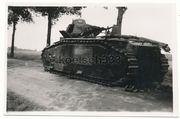 Камуфляж французских танков B1  и B1 bis B_1_bis_42