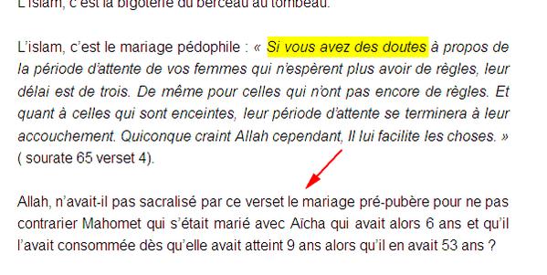 Mahomet aicha Pédophilie Islam pedophilia Mahomet_p_dophile2