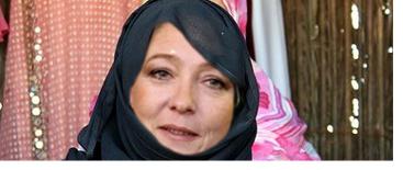 La Guerre des Images contre Islam Marine_en_burqa