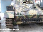"""Немецкая 15,0 см САУ """"Hummel"""" Sd.Kfz. 165,  Deutsches Panzermuseum, Munster, Deutschland Hummel_Munster_011"""