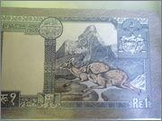 1 Rupia Nepal, Año ??? DSC04348
