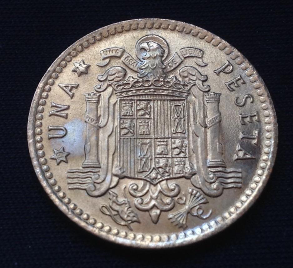 1 peseta 1975 *76 Image
