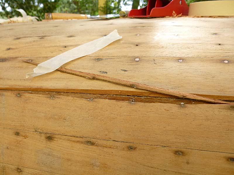 canoe bois...éviter les mauvaises surprises.... - Page 2 Repar