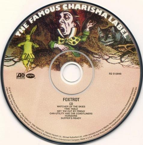Genesis - Foxtrot (Informações gerais) Genesis_Foxtrot_CD