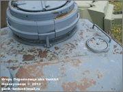 Башня немецкого танка PzKpfw III,  Музей техники, с. Архангельское, Московской области. Pz_Kpfw_III_027