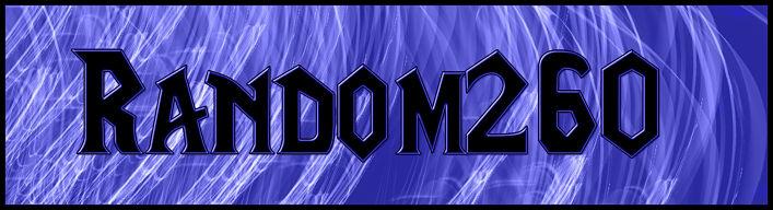 Random260's Forum