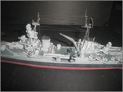 USS INDIANAPOLIS 1945 1/350 Academy P8050006