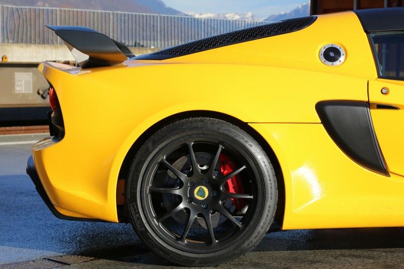 Lotus Exige 3.5 V6 Sport 350, una ventata di freschezza IMG_1641